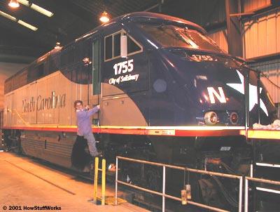 Driving a Locomotive - How Diesel Locomotives Work | HowStuffWorks