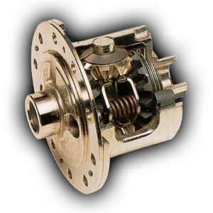 Limited Slip Differential >> Clutch Type Limited Slip Differential Howstuffworks