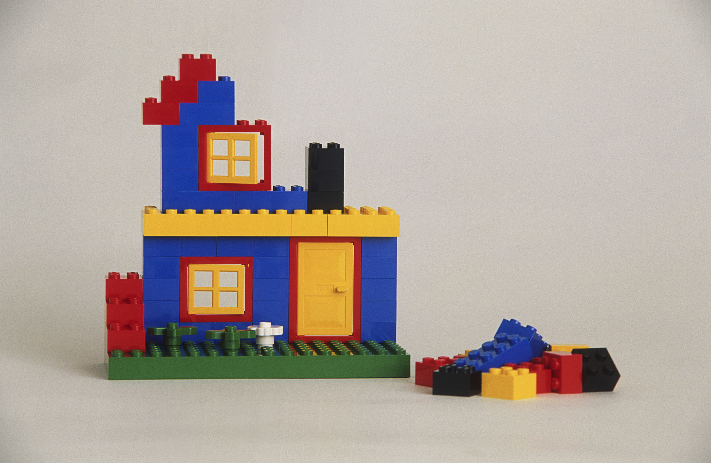 5: Building to Scale - 5 Things Lego Blocks Can Teach You About