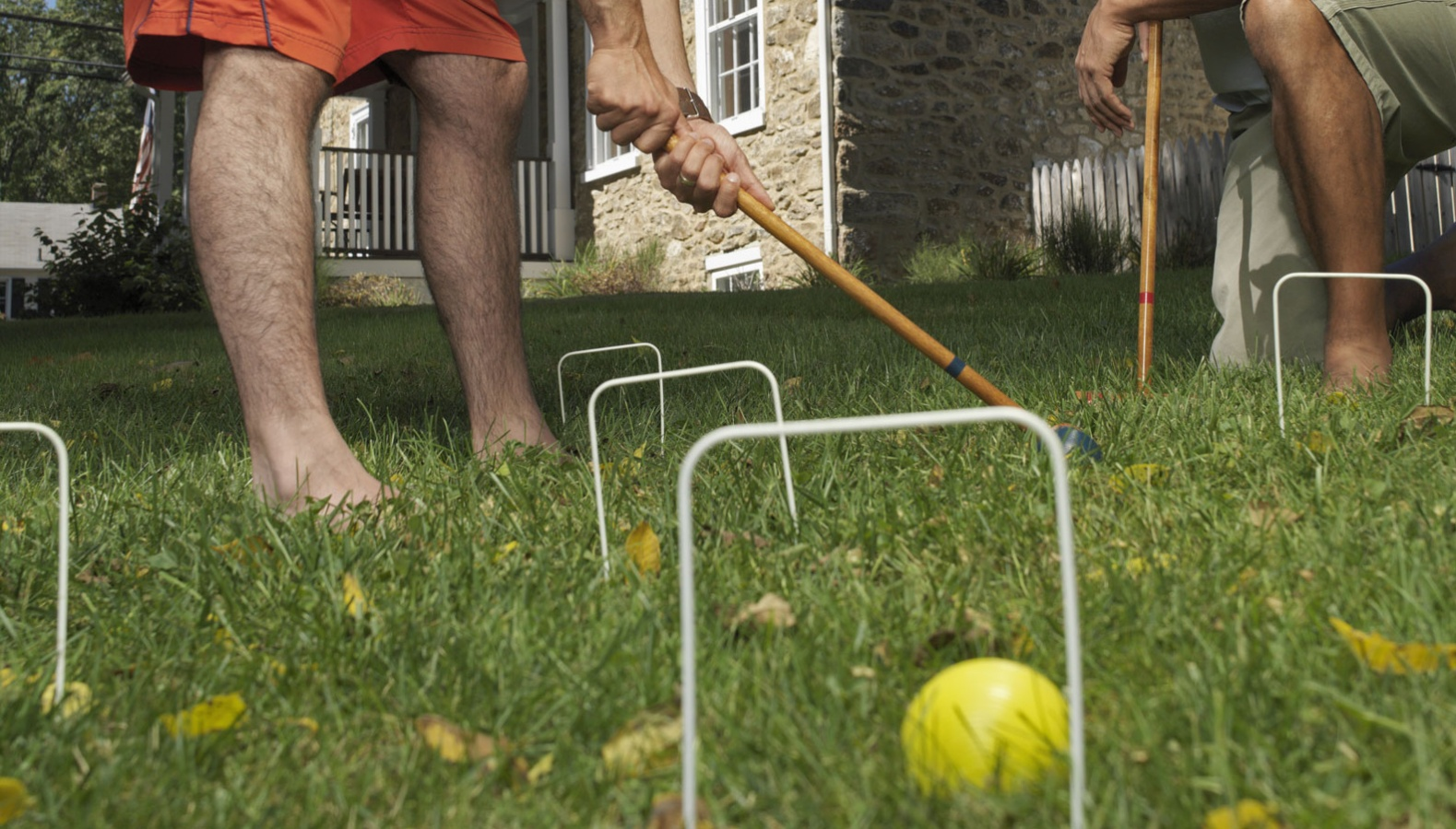 10 Easy Diy Backyard Games Howstuffworks