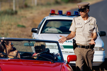 Do red cars get pulled over more often for speeding? | HowStuffWorks