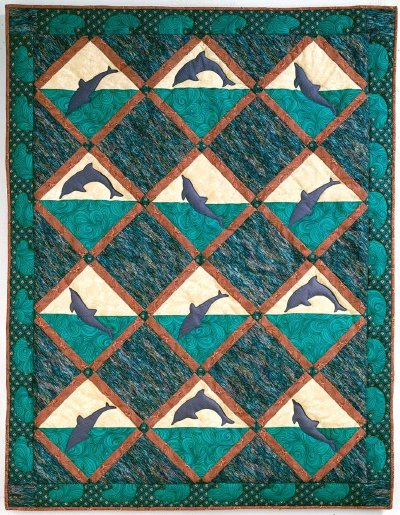 Dolphin Dream Quilt Pattern