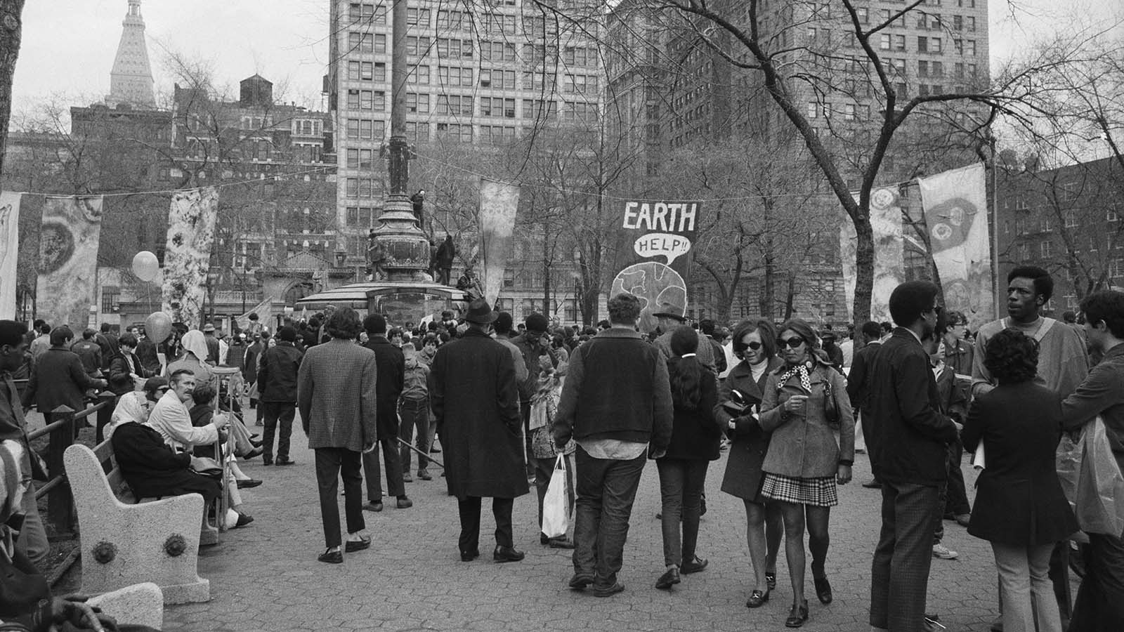 How the Environment Has Actually Altered Considering That the First Earth Day 50 Years Ago