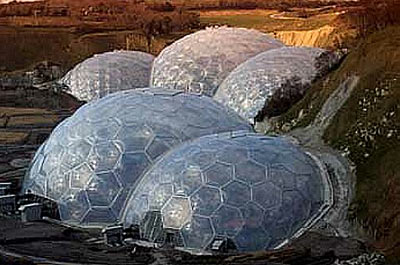 The Domes How The Eden Project Works Howstuffworks