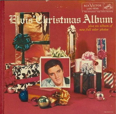 Elvis Presley unintentionally fanned the flames of controversy with the release of Elvis' Christmas Album.
