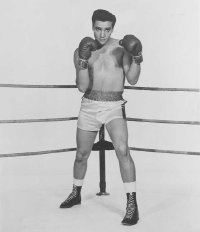 Elvis in Kid Galahad