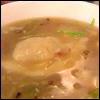 Hungarian Pork Dumpling Soup
