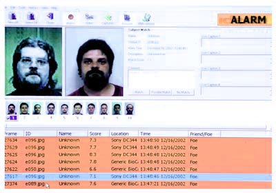 Facial Recognition Technology | HowStuffWorks