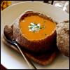 Jim Deliman's Carrot Saffron Soup
