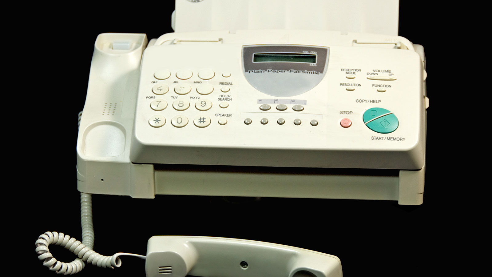 People Still Use Fax Machines, But, Um, Why?