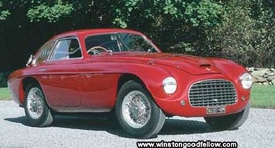 ferrari 166 mm berlinetta