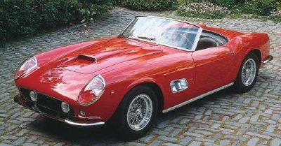 Ferrari 250 Gt California >> Ferrari 250 Gt Spyder California Howstuffworks