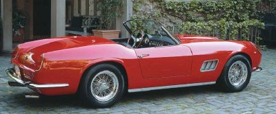 Ferrari 250 Gt Spyder California Howstuffworks