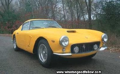 1.	The Ferrari 250 GT SWB was the definitive dual-purpose sports car.