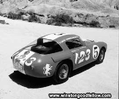 The Ferrari 250 MM was the premier road and track car of 1953.