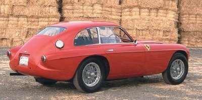 ferrari 340 america by touring