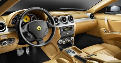 The Ferrari 612 Scaglietti was first to feature CST (Control for Stability and Traction).