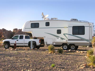 What Is A Fifth Wheel >> Fifth Wheel Hitches Howstuffworks