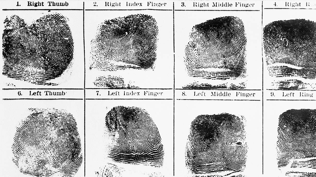 Do A Person S Fingerprints Change After Death Howstuffworks
