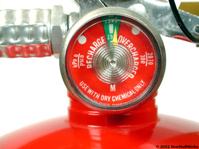 Inside an Extinguisher - How Fire Extinguishers Work