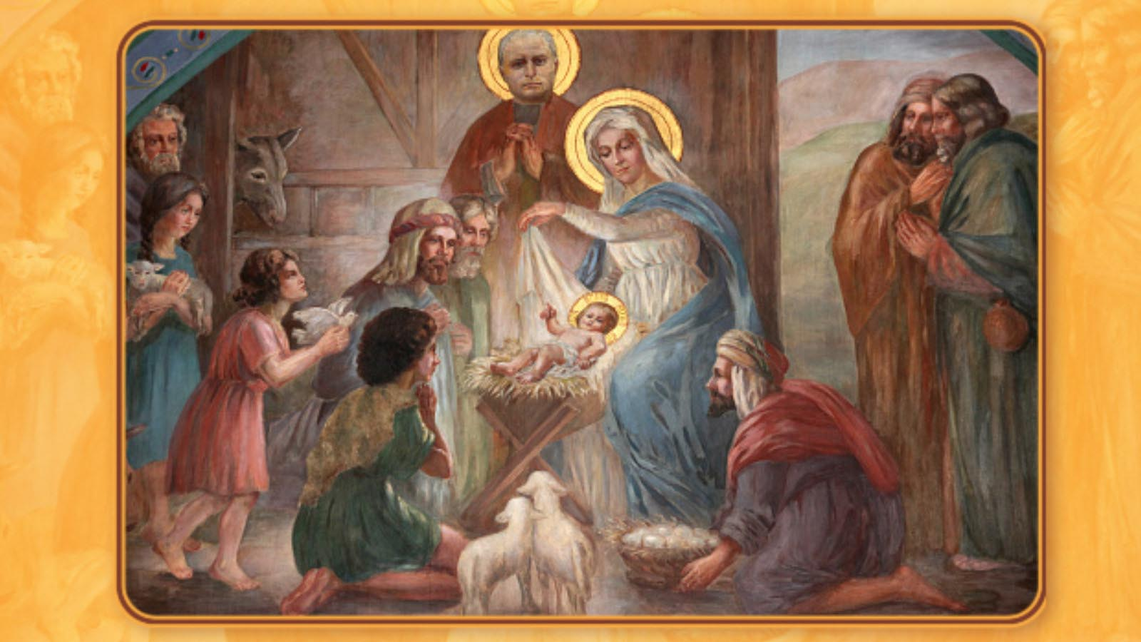 St. Francis Is Credited With Creating the First Nativity Scene In 1223