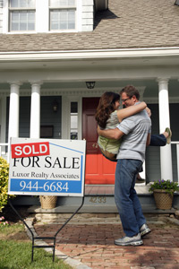 Who ever loved that loved not at first sight? But beware what a home's love spell can do to your wallet.