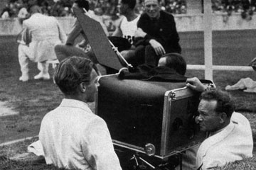 What was the first televised sporting event? | HowStuffWorks