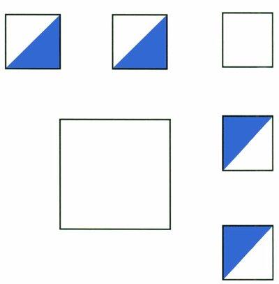 Flag Fanfare Quilt Pattern
