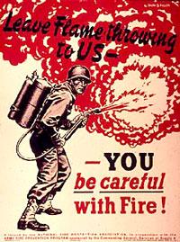 How Flamethrowers Work | HowStuffWorks