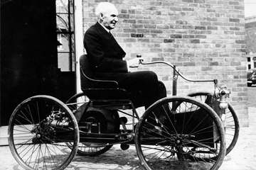 Who Invented The Automobile >> Did Henry Ford Invent The Car Howstuffworks