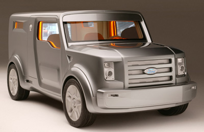 Ford Concept Cars >> How The Ford Synus Works Howstuffworks