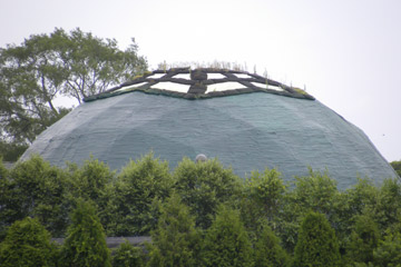 Terrific Geodesic Geometry How Geodesic Domes Work Howstuffworks Download Free Architecture Designs Viewormadebymaigaardcom