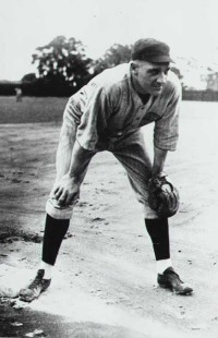 A native of San Francisco, George Kelly was active in West Coast baseball circles until his death.