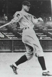 George Sisler set an all-time major league record in 1920 when he garnered 257 hits.