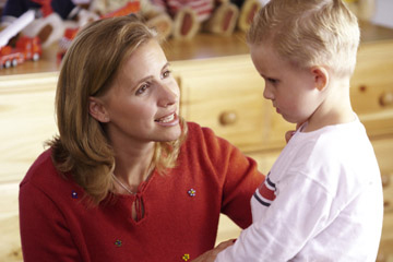 It Doesn't Bother Me When My Child Doesn't Listen