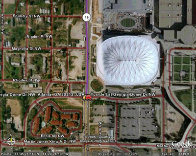 Google Earth Search for Business   HowStuffWorks