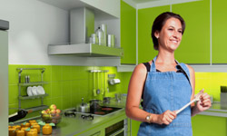 10 Green Kitchen Cabinet Designs Howstuffworks