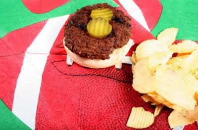 tailgating grilled foods