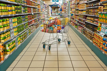 How many times a month should you shop for groceries