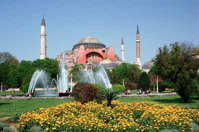 Hagia Sophia influenced and inspired architects for centuries after its consecration in 537.