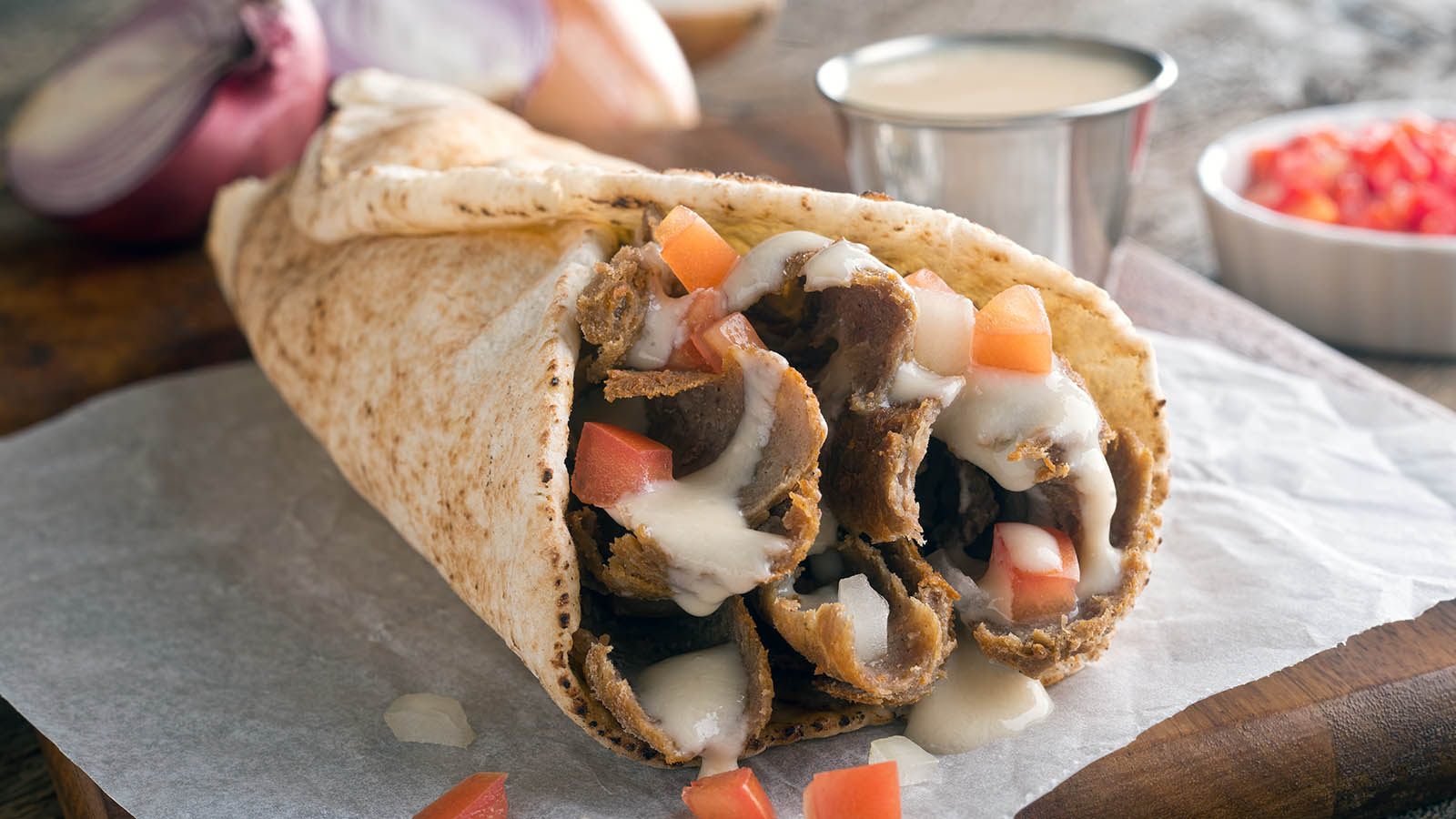 The Halifax Donair Is Canada S Kitschiest Sandwich You Ve Never Heard Of Howstuffworks