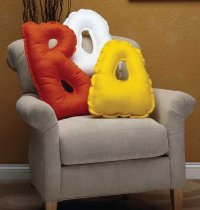 This boo-tiful pillow is simple to make.