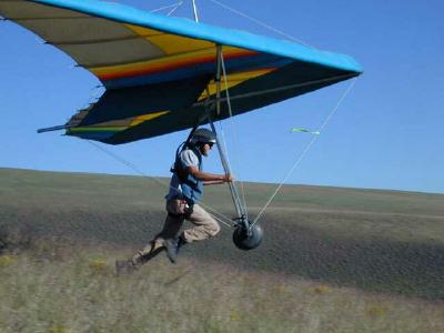 A Basic Flight - Hang Gliding Training   HowStuffWorks