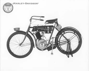 the first Harley