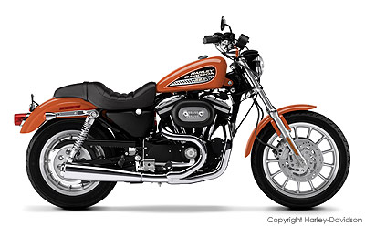 the 2003 XL Sportster 883R