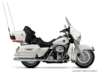 the 2002 Ultra Classic Electra Glide