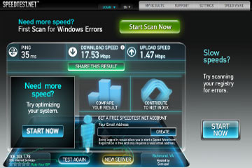 Internet Speed and Bandwidth for HD Video Quality - How fast should