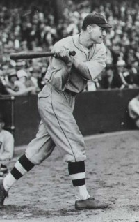 Heinie Manush vied with Goose Goslin for several AL bat titles in the 1920s.