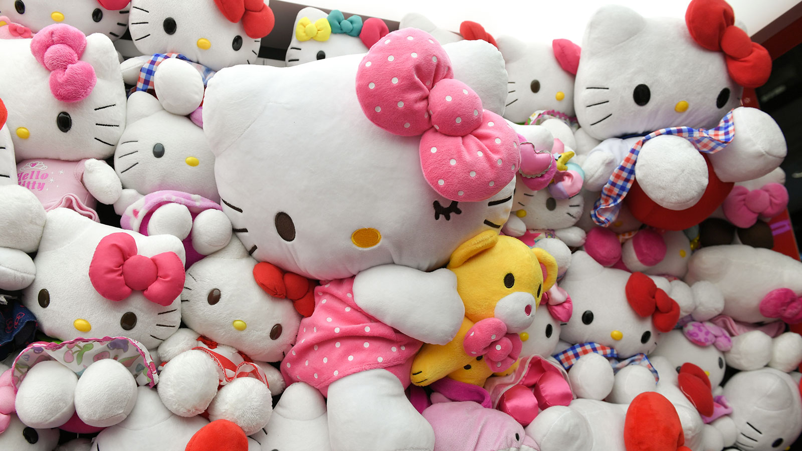 One Cute Character: The Hello Kitty Quiz