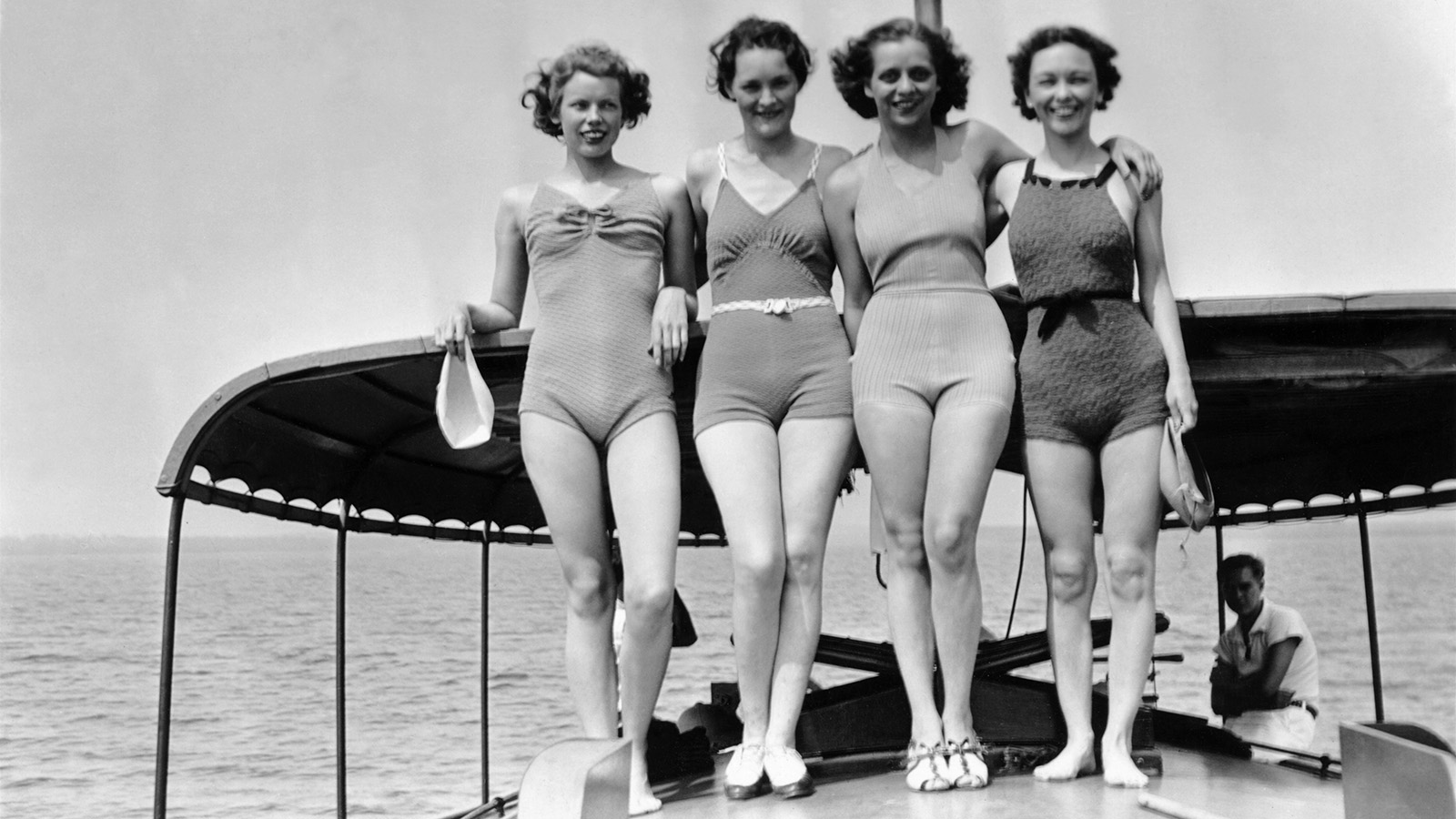 Great-great-Grandma's Swimsuit Was a Hot Mess